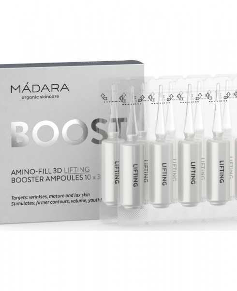 Amino-fill 3D lifting booster ampullák